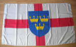 East Anglia Large County Flag - 5' x 3'.